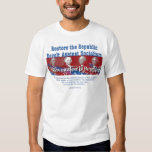 Restore the Republic Tee Shirt