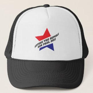 RESTORE-THE-REPUBLIC TRUCKER HAT