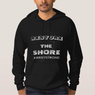 RESTORE THE SHORE - HOODIE