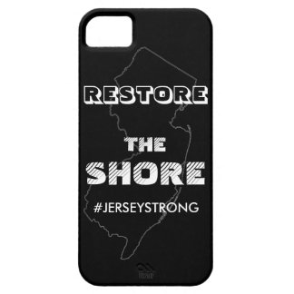 RESTORE THE SHORE - Jersey iPhone Case iPhone 5 Covers