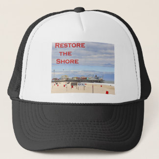 Restore the Shore.jpg Trucker Hat