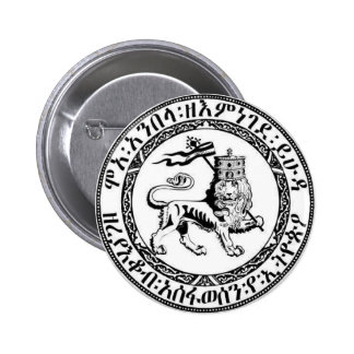 Restore the Solomonic Monarchy! Pinback Button