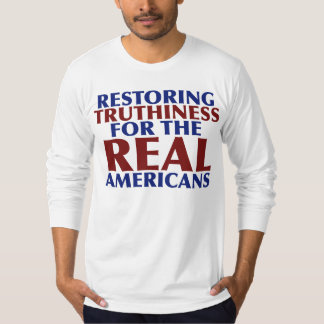 Restore truthiness T-Shirt