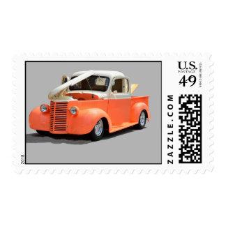 Restored 1939 Pickup Truck Postage