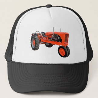Restored Vintage Tractor Trucker Hat