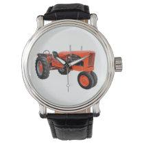 Restored Vintage Tractor Watch