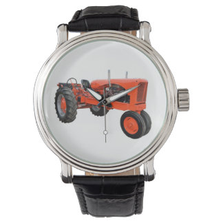 Restored Vintage Tractor Watch