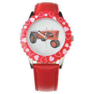 Restored Vintage Tractor Wristwatch