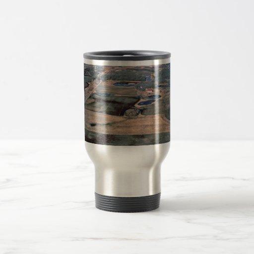 Restored Wetlands 15 Oz Stainless Steel Travel Mug