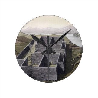 Restos de un palacio del inca en Callo, Perú, del  Relojes De Pared