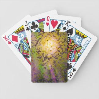 Restos flotantes cartas de juego