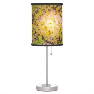 Restos flotantes lámpara de mesilla de noche