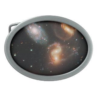 Restos galácticos en el quinteto de Stephan Hebilla Cinturon Oval