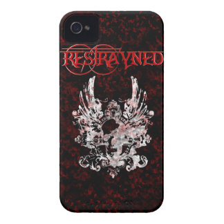 """Restrayned Logo """"Barely There Case for iPhone 4/4s"""