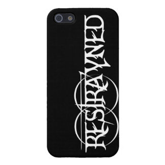 Restrayned Logo iPhone Case iPhone 5 Case