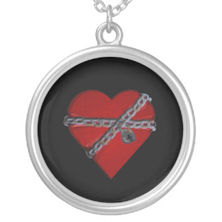 Restricted Access Heart Necklace