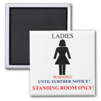 Restroom Magnet