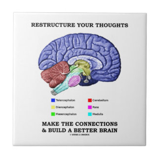 Restructure Your Thoughts Make The Connections Tiles