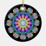 Resuelva/desarróllese/nuevo mundo de la estructura ornamento para arbol de navidad