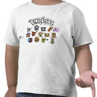 Resuelva el BioBots Camisetas
