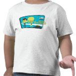 Resuelva el diseño Disney de Robinsons Camiseta
