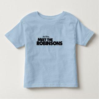 Resuelva el logotipo Disney de Robinsons Playera