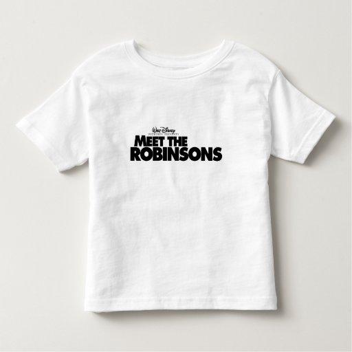 Resuelva el logotipo Disney de Robinsons Playeras