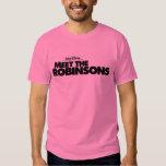 Resuelva el logotipo Disney de Robinsons Remeras