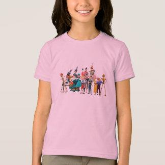 Resuelva el molde Disney de Robinsons Camisas