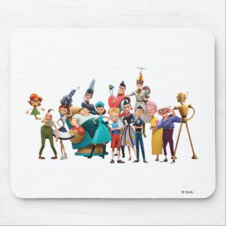 Resuelva el molde Disney de Robinsons Tapetes De Raton
