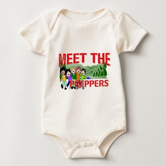 Resuelva el Preppers Body Para Bebé