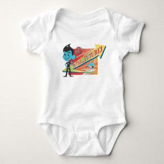 """Resuelva el Robinsons Wilbur """"al futuro!"""" Disney Body Para Bebé"""