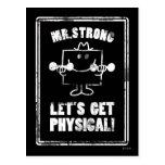 Resuélvase con Sr. Strong Postal