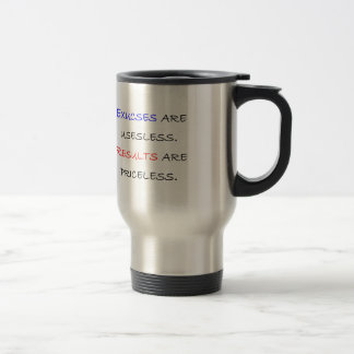 Results Are Priceless Mug