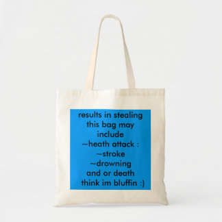 results in stealing this bag may include~heath ...