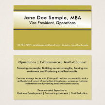 Mba business cards templates zazzle colourmoves Gallery