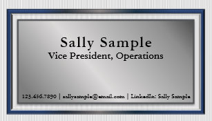 Vice president business cards zazzle rsum networking business cards metallic facade colourmoves