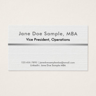 Mba Business Cards Templates Zazzle - Networking business card templates