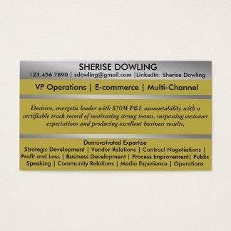 Résumé Networking Cards