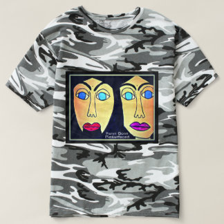 Resurfaced Men's Camouflage T-Shirt