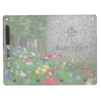 Resurgam Dry Erase Board