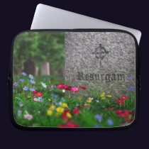 Resurgam Laptop Sleeve