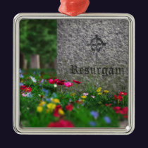Resurgam Ornament