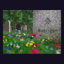 Resurgam Photo Print