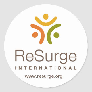 ReSurge International Sticker