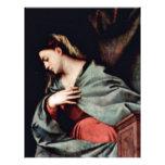 Resurrección de Cristo (Averoldi-Altarpolyptychon) Membrete Personalizado