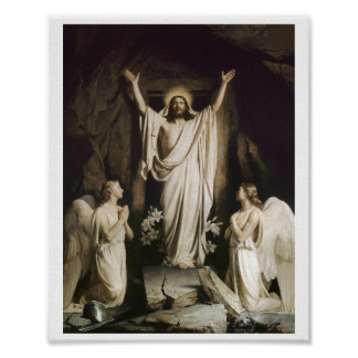 Resurrección de Cristo Póster