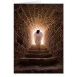 Resurrección de la tarjeta de felicitación del Jes