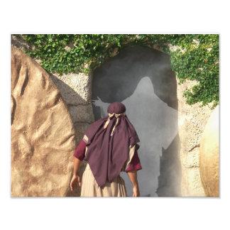 Resurrección de la tumba vacía de Jesús de la foto Fotografías