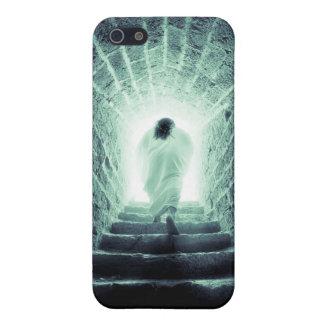 Resurrección del caso del iPhone del Jesucristo iPhone 5 Cárcasa